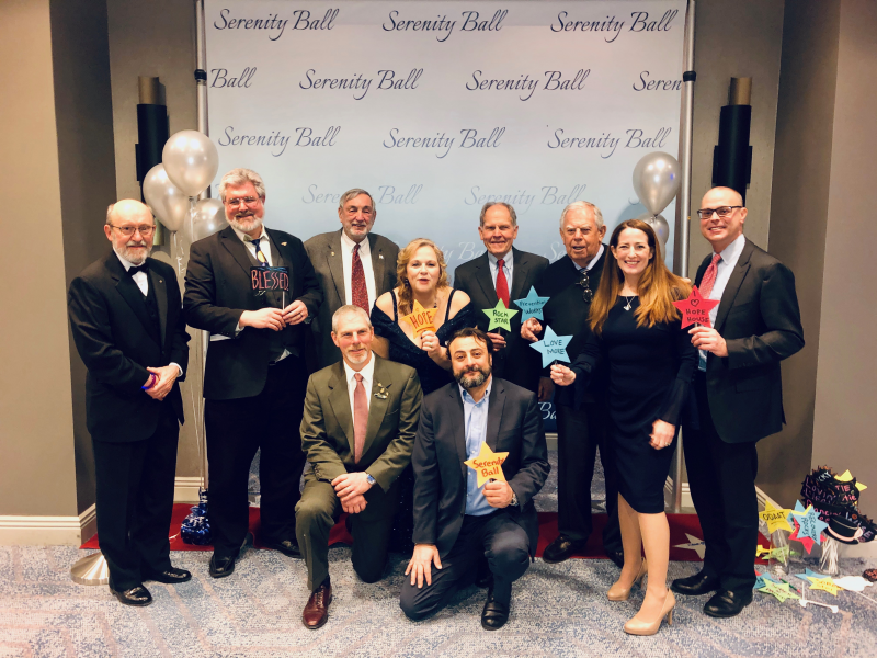 GRC at Serenity Ball 2020